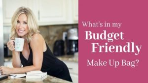 Budget friendly make up